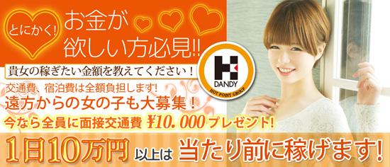 神奈川 個室ヘルスの求人 日本全国のお金が欲しい!稼ぎたい女の子必見!全員に面接交通費1万円支給 - ミスターダンディーへ