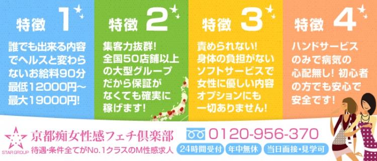M性感・京都痴女性感フェチ倶楽部