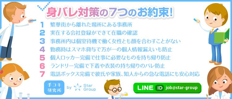 オナクラ・手コキ・手コキ研究所 大阪店