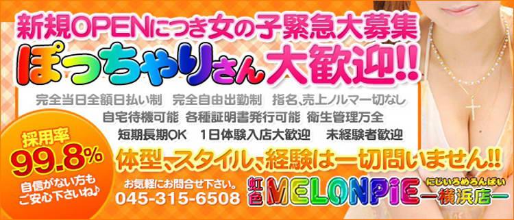 デリバリーヘルス・虹色メロンパイ横浜店