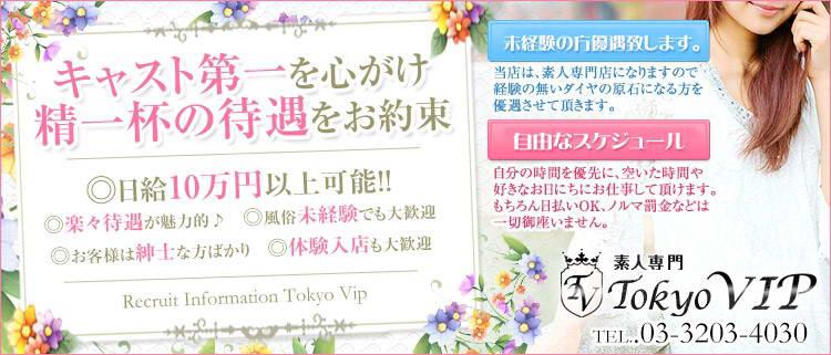 高級デリヘル・TOKYO VIP