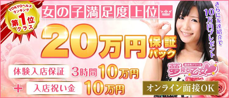 イメクラ(イメージクラブ)・錦糸町夢見る乙女