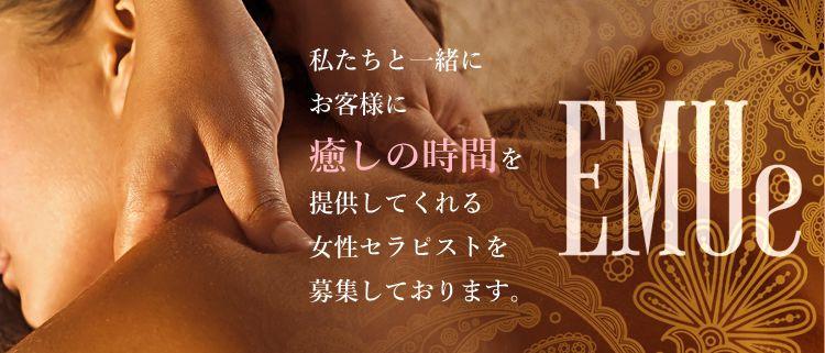エステ・メンズエステ&レディーストリートメント EMUe -エミュ-