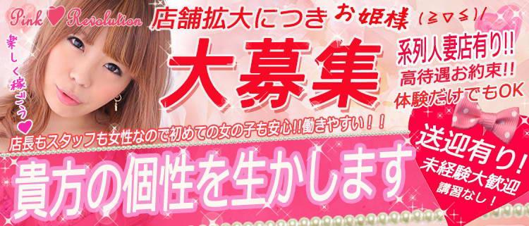 デリバリーヘルス・PinkRevolution~ピンクレボリューション~
