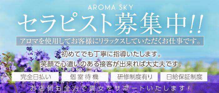 メンズエステ(非風俗)・AROMA SKY - アロマスカイ