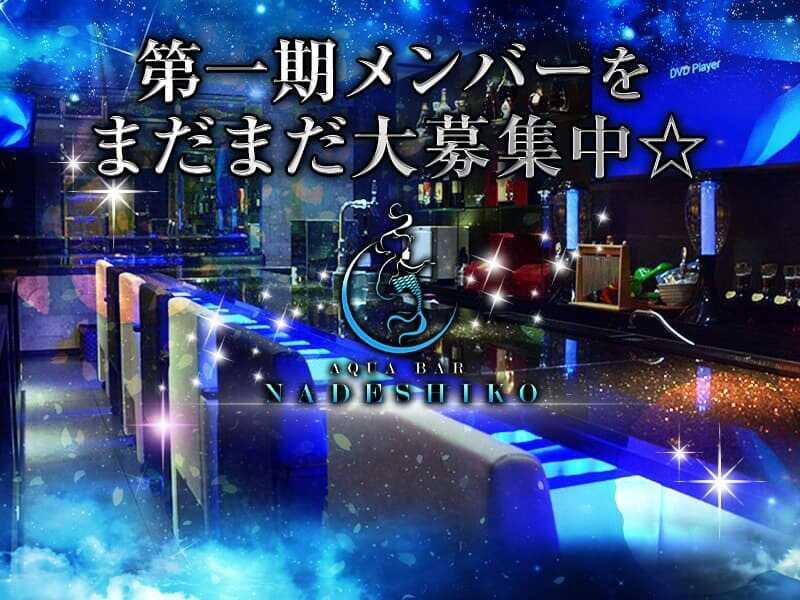 ガールズバー・AquaBar NADESHIKO アクアバーナデシコ
