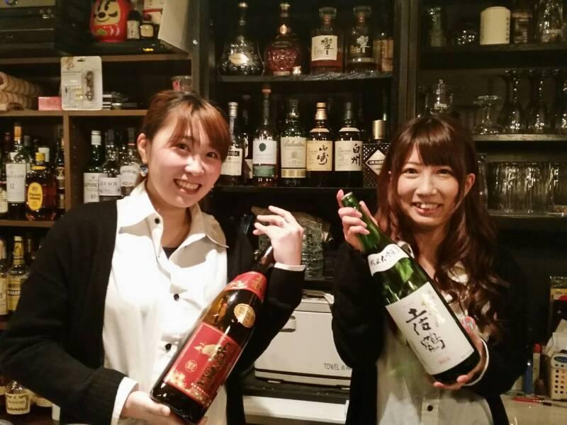 ガールズバー・TK-Bar