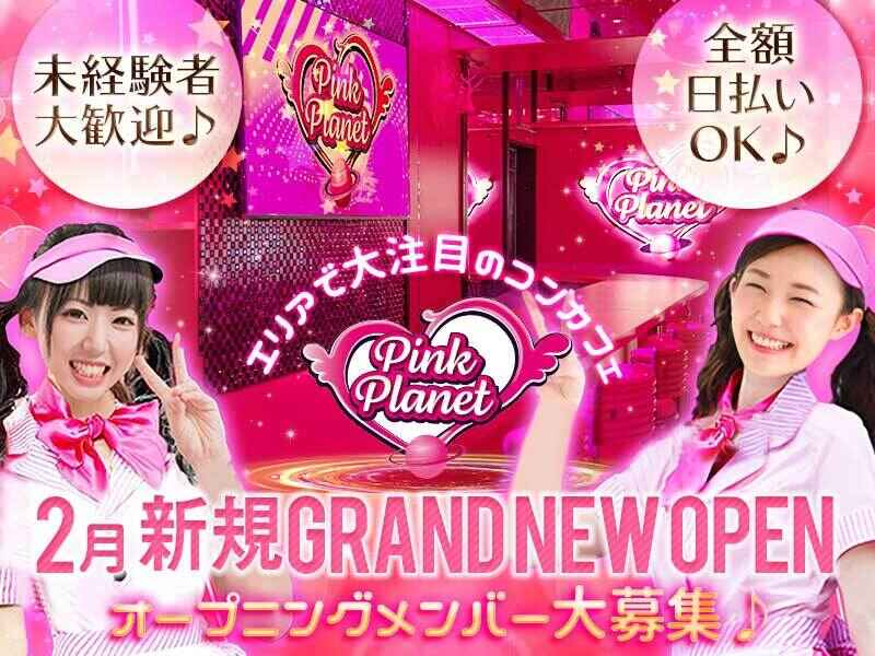 ガールズバー・新宿コンセプトCafe 【Pink Planet】