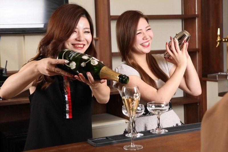ガールズバー・mimi-Champagne&Wine- 採用窓口