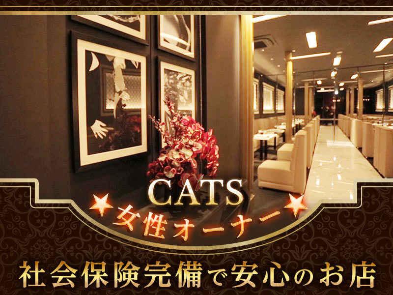 ガールズバー・CLUB CATS (クラブ キャッツ)