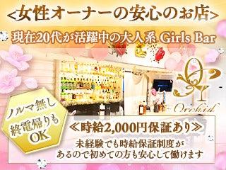ガールズバー・Girls Bar Orchid (オーキッド)