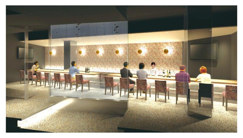 ガールズバー・烏森Bar