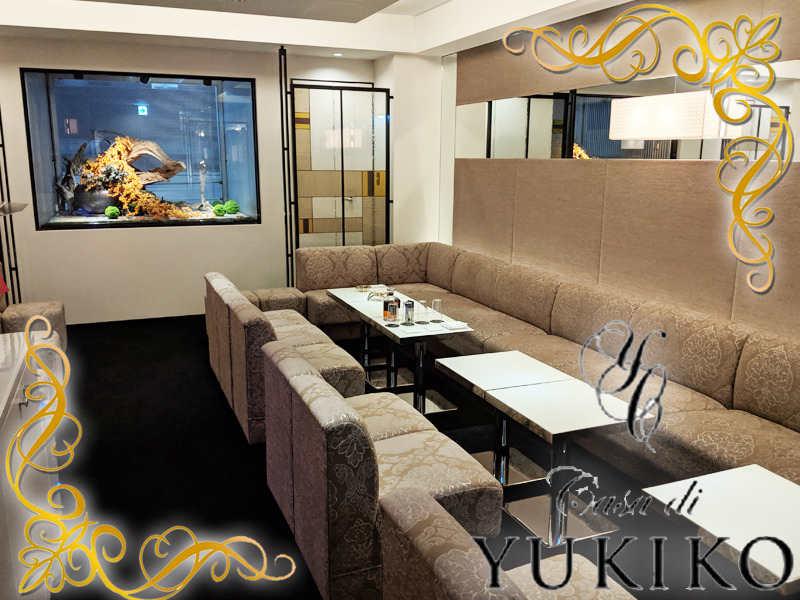 ガールズバー・Casa di YUKIKO(カーサディユキコ)