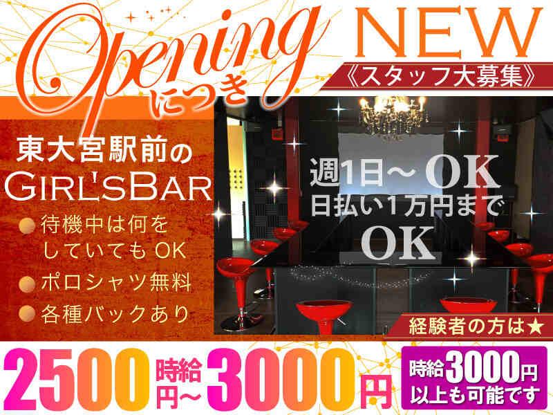 ガールズバー・Girl's Bar NO.3 採用係