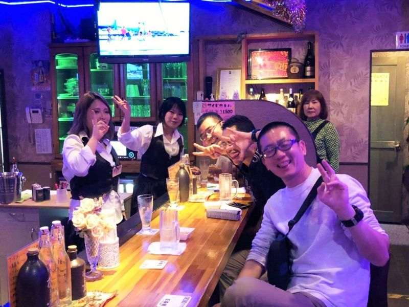 ガールズバー・Girls居酒屋「OUCHO」
