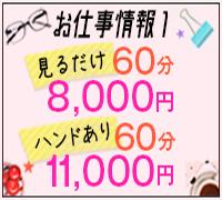日本橋・オナクラ・オナクラステーションの高収入求人情報 PRポイント